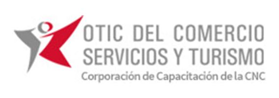 Logo OTIC del Comercio Servicios y Turismo